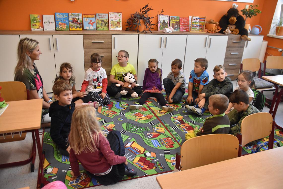 První dny ve třídě